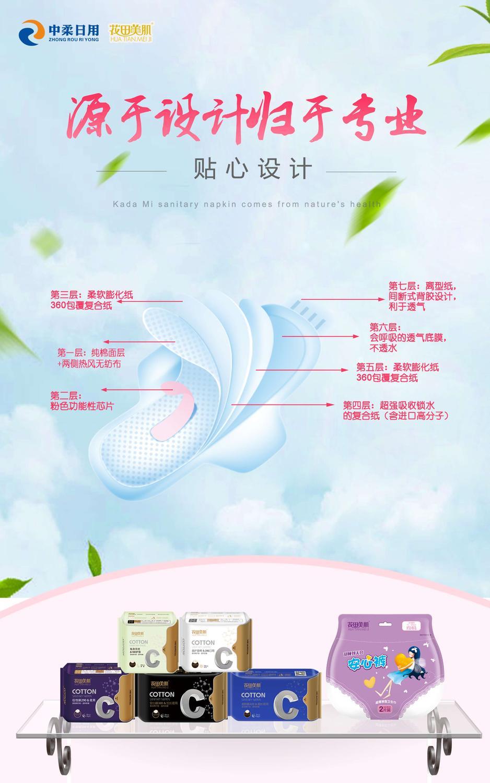 花田美肌420卫生巾产品优势海报1-3.jpg